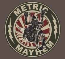 Metric Mayhem Rider by scroggins5000