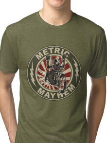 Metric Mayhem Rider Tri-blend T-Shirt