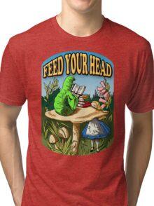 Feed Your Head Tri-blend T-Shirt
