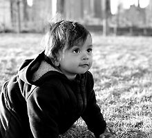 little boy at park by CourtMitch23