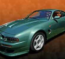 1983 Aston Martin Vantage by TeaCee