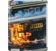 TIPRAT Motorfest Burnout iPad Case/Skin