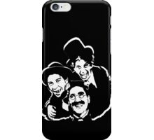 marx brothers t-shirt iPhone Case/Skin