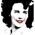 Black Dahlia Smile by John Garcia
