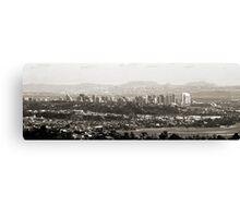 Downtown San Diego from Afar Canvas Print