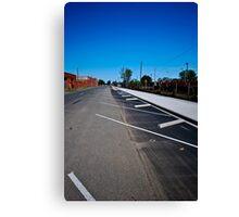 Lake and Land Pty Ltd - Geelong Canvas Print