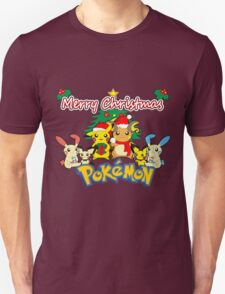 Pokemon christmas T-Shirt