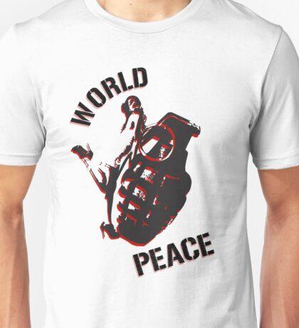 World Peace Unisex T-Shirt