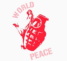 World Peace Unisex T-Shirt