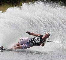 Australian Slalom Titels by Rodney Wratten