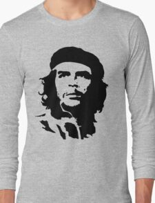 che guevara t-shirt Long Sleeve T-Shirt