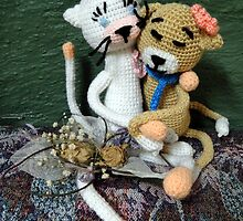 Newlyweds by Dorothy Venter