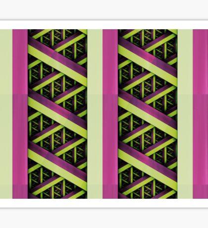 Structure Sticker