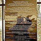 IN BLESSED MEMORY OF THE LEŻAJSK JEWS . Tribute to Leżajsk Jews . Doctor Faustus. Harcikn Dank ! A dank ojch zejer!   1 favoritings 111 views .  .  by © Andrzej Goszcz,M.D. Ph.D