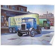 Lyons Scammell Poster