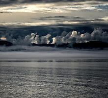 Along the Inside Passage IV by ZWC Photography