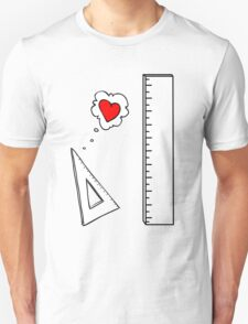 Loving triangle T-Shirt