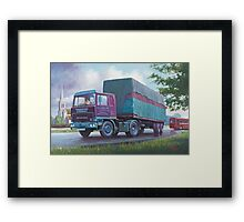 Bedford TM Framed Print