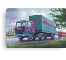 Bedford TM Canvas Print