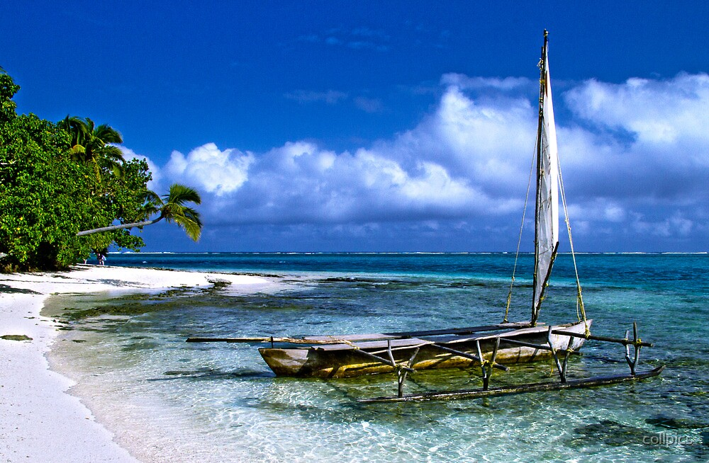 Outrigger by collpics