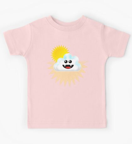 SUN CLOUD Kids Tee