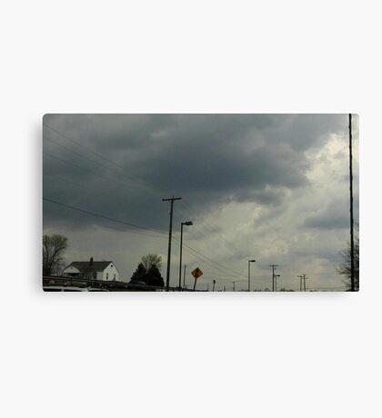 Superstorm's 004 Canvas Print
