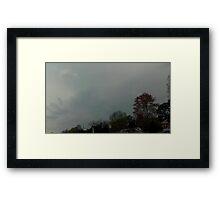 Superstorm's 006 Framed Print