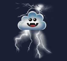 THUNDER CLOUD Baby Tee