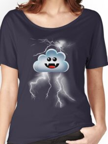 THUNDER CLOUD Women's Relaxed Fit T-Shirt