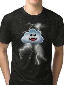 THUNDER CLOUD Tri-blend T-Shirt