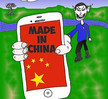 Infos Options Binaires Caricature Made In China by Binary-Options