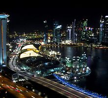 Singapore by Steve Bass