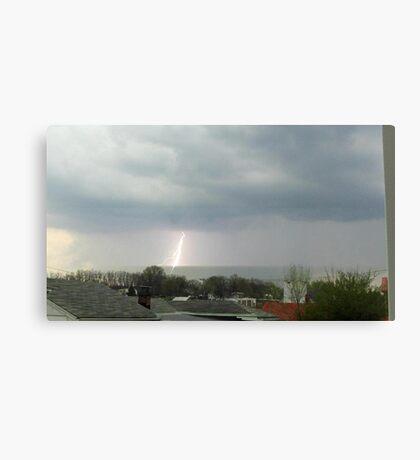 Superstorm's 014 Canvas Print