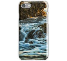 Surf, Forster, NSW iPhone Case/Skin