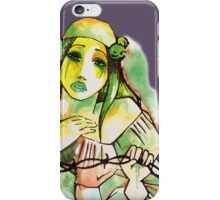 pierrot 3 iPhone Case/Skin