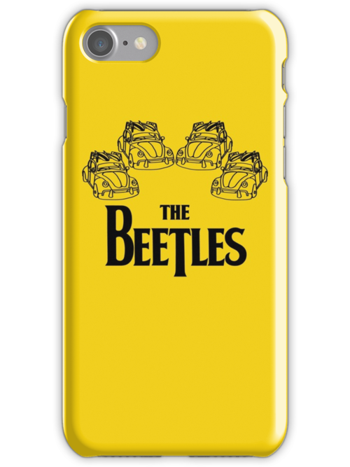 the beetles t-shirt by ralphyboy
