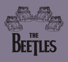 the beetles t-shirt Kids Clothes