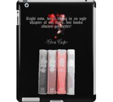 Books Get Better iPad Case/Skin