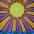 full sun by richard  webb