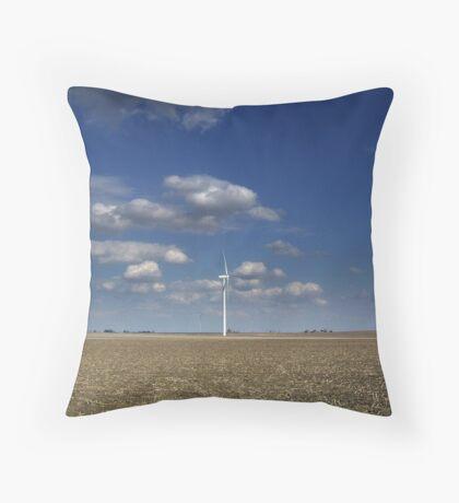 Windy City Throw Pillow