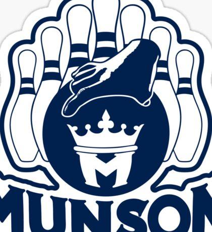 Munson Sticker