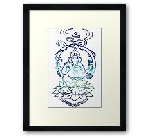Ganesha. Framed Print