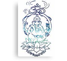 Ganesha. Canvas Print