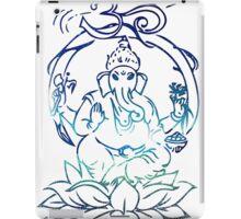 The One With Ganesha iPad Case/Skin