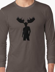 Sam Winchester: The Moose Long Sleeve T-Shirt