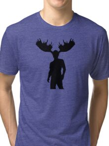Sam Winchester: The Moose Tri-blend T-Shirt