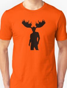 Sam Winchester: The Moose T-Shirt