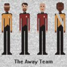 The Away Team by Jonathan Carre