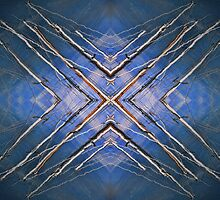Abstract reflection by pixsellpix