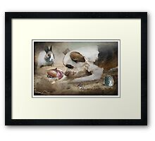 All Mine Framed Print
